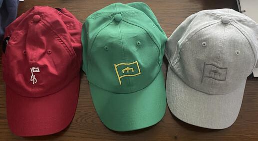 BCN hats